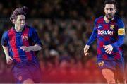 Barcelona Rayakan 20 Tahun Karier Lionel Messi