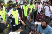 Pimpin Razia Masker, Wali Kota Malang Debat dengan Pengacara
