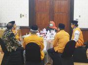Jelang Pengukuhan Pengurus se-Jatim, Hanura Temui Gubernur Khofifah