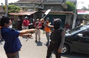 Rekonstruksi Penyerangan Pasar Kliwon, 8 Tersangka Peragakan 77 Adegan