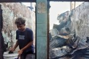 35 Rumah di Kawasan Padat Penduduk Maccini Sawah Ludes Terbakar