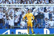 Courtois Sebut Madrid Sudah Siap Pertahankan Gelar La Liga