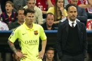 Pep Guardiola Sudah Ogah Pikirkan Lionel Messi