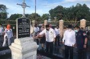 Ketua DPD La Nyalla Teladani Semangat Nommensen dan Sisingamangaraja XII