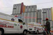 1.066 Pasien Jalani Isolasi Mandiri di Tower 5 RSD Wisma Atlet