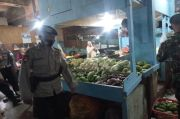 Pemkot Jakut Gelar Operasi Tertib Masker di Pasar Sindang