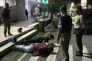 Bandel Tak Bermasker, Puluhan Warga Wajo Dihukum Push Up di Jalan