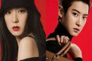 Irene Red Velvet dan Chanyeol EXO Resmi Jadi Brand Ambassador Prada