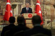 Erdogan: Yunani Kekanak-kanakan, Macron Pemimpin Tak Becus