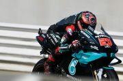 Duo Satelit Yamaha Buka FP1 dengan Sempurna, Rossi Terpuruk di Peringkat 17