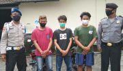 Tiga Pemuda Mabuk Aniaya Pengendara Motor di Jembatan Krasak