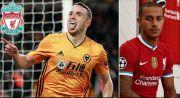 Setelah Thiago Alcantara, Liverpool Rekrut Diogo Jota?