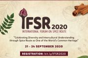 Pakar dan Tokoh Bahas Jalur Rempah Nusantara di IFSR 2020