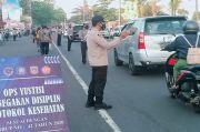 Denda Razia Masker di Bali Terkumpul Rp24,4 Juta