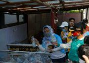 Le Minerale dukung Lions Club Wujudkan Bumi Bersih di World Cleanup Day