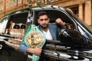Amir Khan dan Tantangan Berat Jadi Presiden WBC Timur Tengah