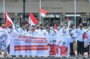 Taruna Merah Putih Galang Dukungan Anak Muda untuk Eri Cahyadi