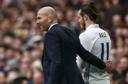 Zidane Sebut Dirinya Tidak Punya Masalah dengan Gareth Bale