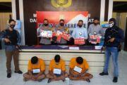 Dagang Sabu, Residivis Narkoba Kembali Dijebloskan ke Penjara
