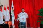 Pulang Perjalanan Dinas Ketua KPU Muratara Positif COVID-19