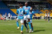 Habisi Parma, Napoli Awali Musim dengan Kemenangan