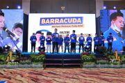 Barracuda Bersatu Siap Antarkan Rusdy-Mamun pada Kemenangan