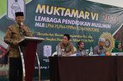 LPM Komitmen Kembangkan Pendidikan SD hingga Perguruan Tinggi