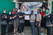 Bantu Warga Terdampak COVID-19, Perusahaan Berjangka Ini Gowes Sambil Berbagi