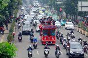 Bandung Bakal Diguyur Hujan Ringan pada Siang Jelang Sore Hari