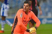Courtois: Gol Pasti Datang, Madrid Punya Penyerang Hebat