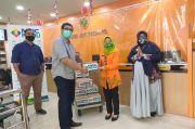 MNC Peduli Salurkan Minuman-Makanan Ringan ke Sejumlah RSUD di Jaksel