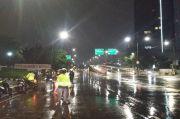 Diguyur Hujan, Beberapa Titik di Jakarta Sempat Tergenang