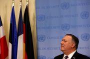 Eropa Tidak Dukung Penerapan Kembali Sanksi Iran, AS Murka