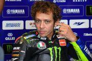 Terpeleset di Rumah Sendiri, Rossi: Ini Kesalahan Saya