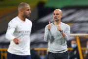 Manchester City Menang, Guardiola: Saya Tak Punya Senyum Manis