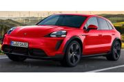 Lama Ditunggu, Ini Penampilan Cantik Porsche Macan Electric 2022