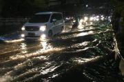 Pemprov DKI Klaim Genangan Air Setelah Hujan Tidak Lebih dari Satu Jam