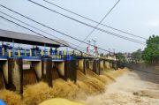 Puncak Bogor Diguyur Hujan, TMA Bendung Katulampa Kembali Naik Cepat