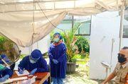 Cegah Covid-19, ASN dan PJLP Kecamatan Kelapa Gading Jalani Tes Swab