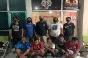 Asyik Judi di Tengah Pandemi COVID-19, 5 Warga Dibekuk Polisi