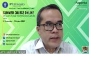IPB University Gelar International Summer Course Pertanian Tropis