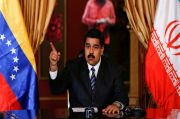 AS Jatuhkan Sanksi pada Maduro dan Iran, Venezuela Marah