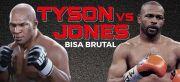 Rumah Judi Jago Roy Jones Jr. Bekuk Mike Tyson, Ini Kata Stallone