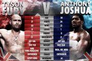 Tyson Tantang Joshua: Lepas Sabuk WBO, Lupakan Usyk, Lawan Aku!