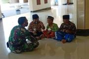 Satgas TMMD Tanamkan Wawasan Kebangsaan kepada Anak-anak di Desa