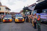 Tekan Pelanggar Protokol Kesehatan, 30 Mobil Patroli Diterjunkan