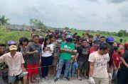 Polrestabes Medan Tangkap Pelaku yang Menggorok Leher Janda