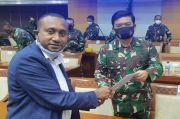 DPR Serahkan Kronologi Penembakan Pendeta di Papua kepada Panglima TNI