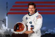 Tom Cruise Siap Meluncur ke Luar Angkasa Oktober 2021