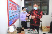 Wakil Wali Kota Bekasi Perlihatkan Produk Penghemat BBM Hasil Karya Guru SMK
